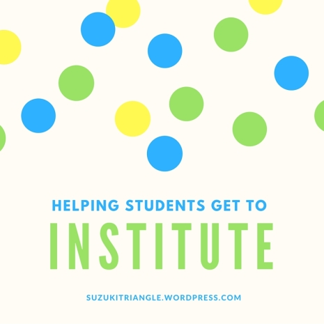 Helping Students Get to